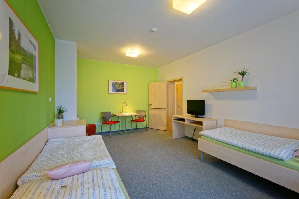 Bezbariérový pokoj Standard